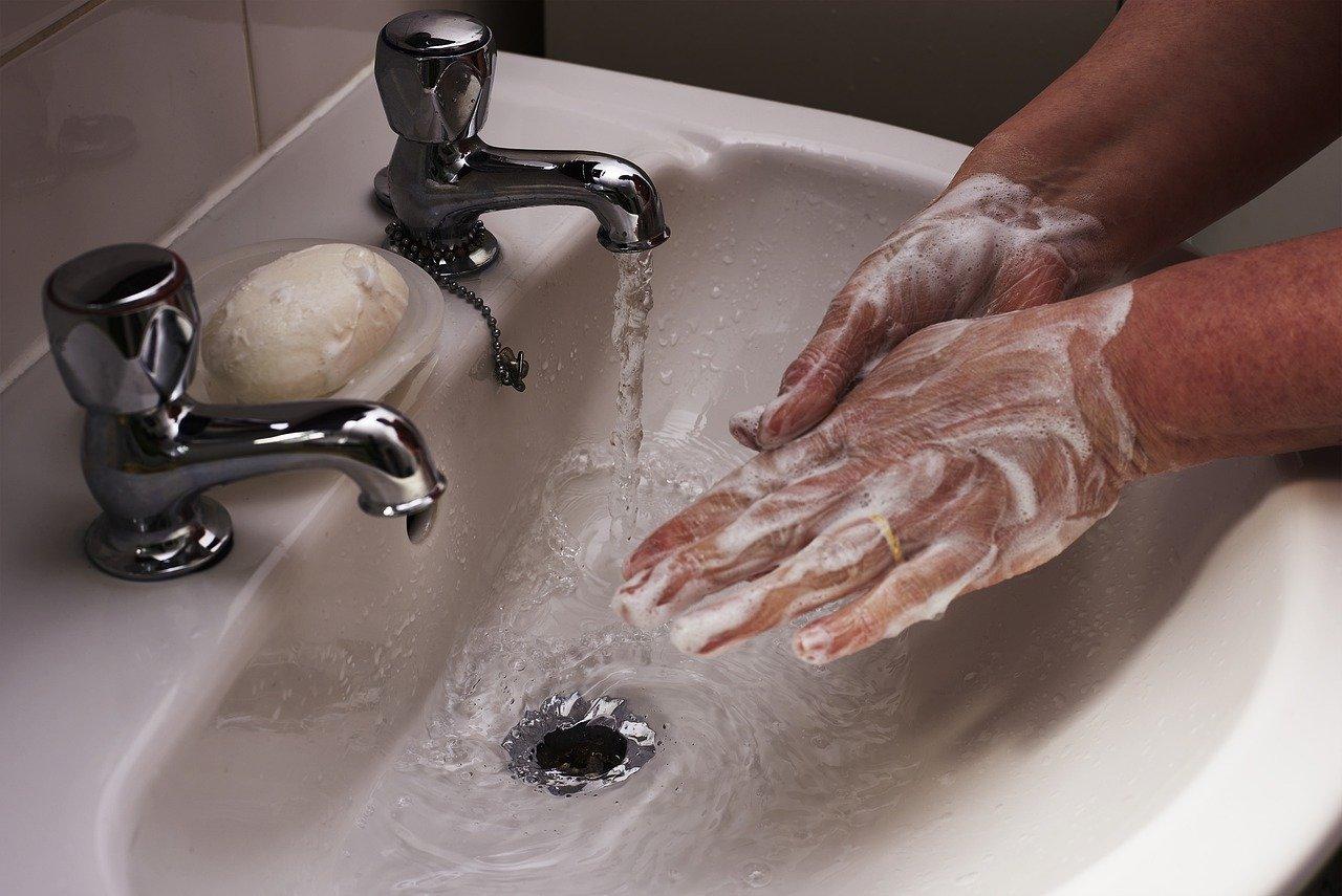 Saubere Hände- sauberes Trinkwasser?